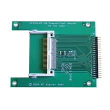 PC Engines CFDISK.2G - IDE auf CompactFlash-Adapter, 44 pin / 2.5