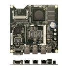 PC Engines - ALIX.2D13 Mainboard, 500 MHz, 3x LAN, 1x Mini-PCI, IDE, USB