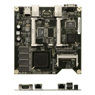 PC Engines ALIX.2D2 - Mainboard, 500 MHz, 256 MB, 2x LAN, 2x Mini-PCI, USB