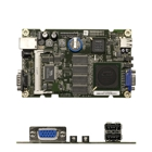 PC Engines ALIX.3D3 - Mainboard, 500 MHz, 256 MB, 1x LAN, 2x Mini-PCI, USB, VGA