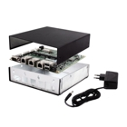 PC Engines APU1D4 mit Embedded Box, Starter Kit