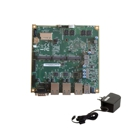 APU2C4 System Board, 1 GHz, 4 GB DDR3 RAM, 3x LAN, Starter Kit