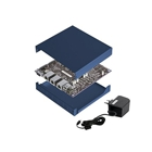 PC Engines - APU2C4 System Board, 1 GHz, 4 GB DDR3 RAM, 3x LAN, Bundle
