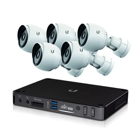 UniFi Sicherheits-Bundle - 5x UVC-G3, 1x UVC-NVR-2TB